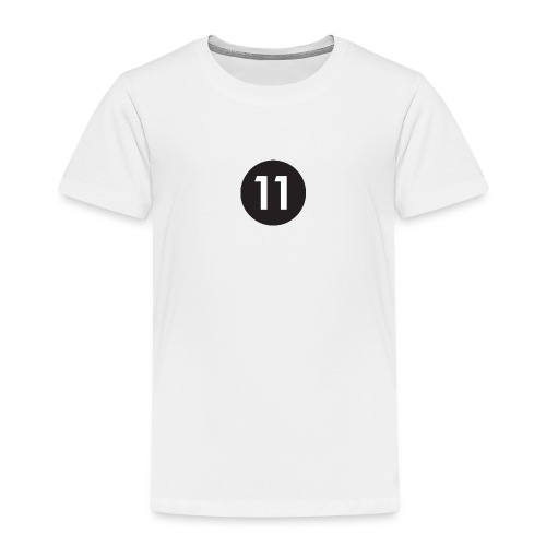 11 ball - Kids' Premium T-Shirt