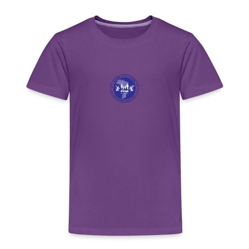 Duna Colligere Blue - Premium T-skjorte for barn