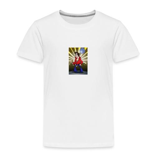 Disco Cool - Kinder Premium T-Shirt