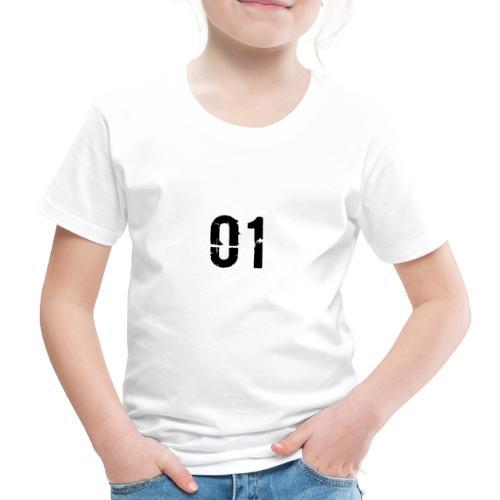 01_fotboll - Premium-T-shirt barn