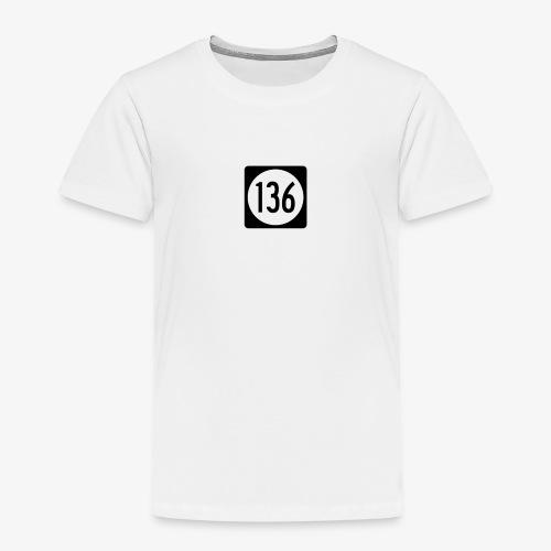 136 - Maglietta Premium per bambini