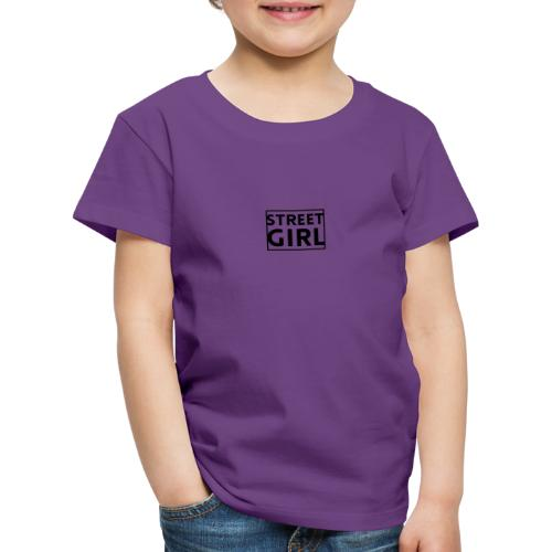 girl - T-shirt Premium Enfant