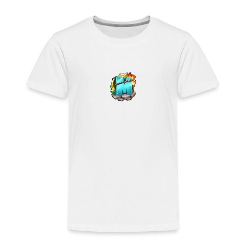 Kleines Logo - Kinder Premium T-Shirt