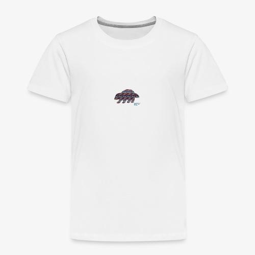Ourson colore - T-shirt Premium Enfant