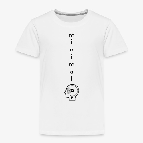Minimal Labor Ost Logo vertikal - Kinder Premium T-Shirt