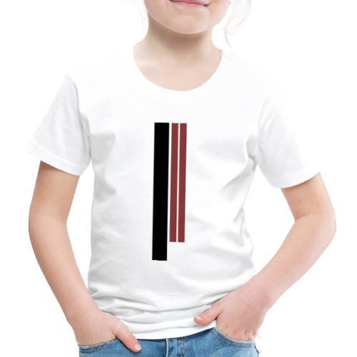 Stripes - Kinder Premium T-Shirt