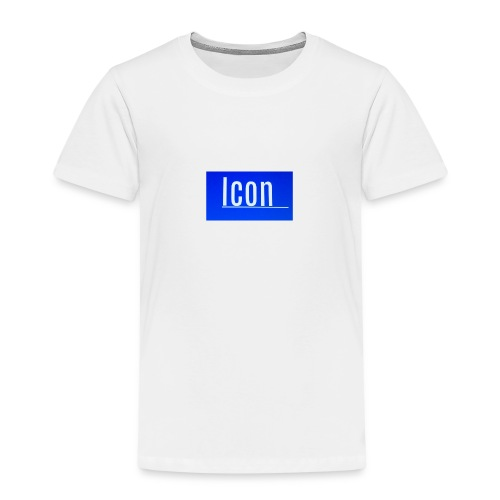 Icon kids small logo tshirt - Kids' Premium T-Shirt