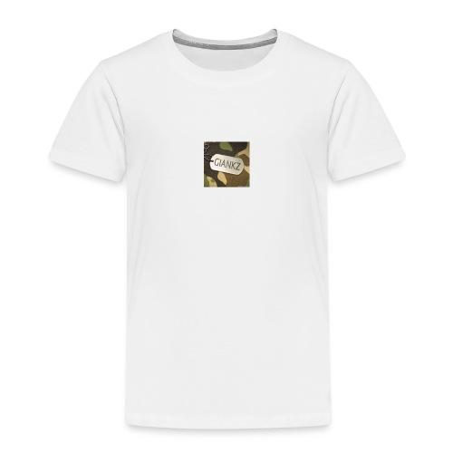 gkj - Camiseta premium niño