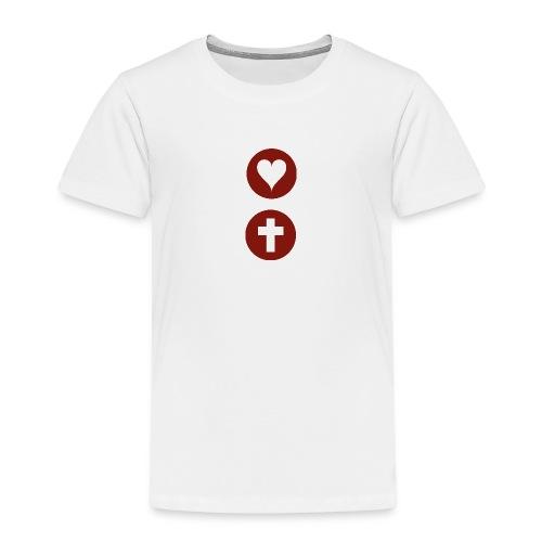 Heart Icon - Kids' Premium T-Shirt
