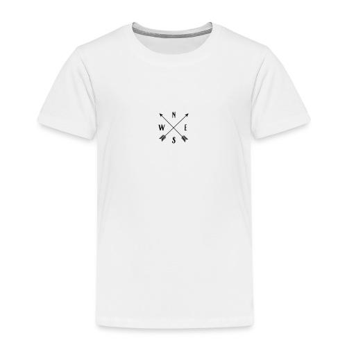 north south east west merch - Kids' Premium T-Shirt