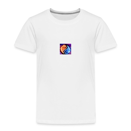 The flame - Kids' Premium T-Shirt