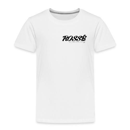 ROSSECLOTHINGLINE.png - Kids' Premium T-Shirt