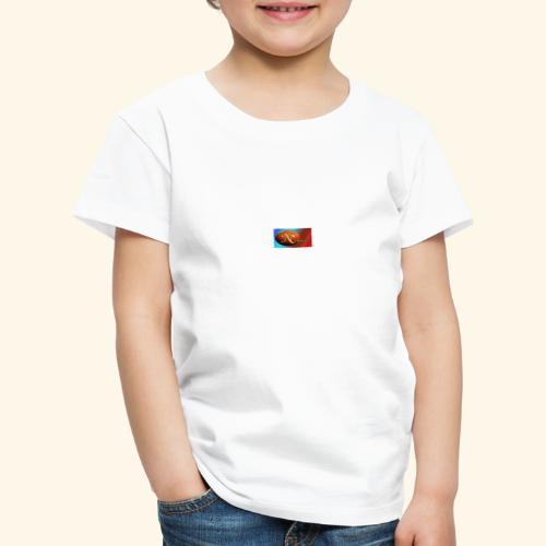 NathanielsLogo2 - Kinder Premium T-Shirt