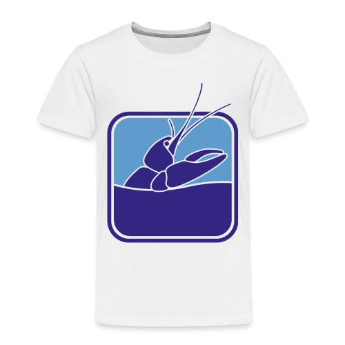 Flusskrebs-Aquarium III - Kinder Premium T-Shirt