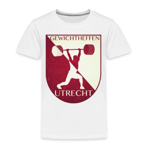 Oldschool Logo - Kinderen Premium T-shirt