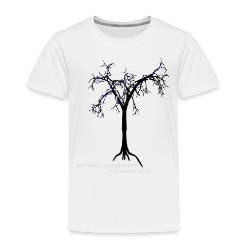 ensamheten - Premium-T-shirt barn