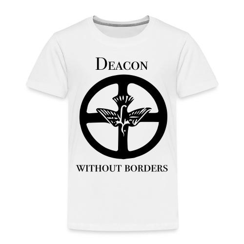 Diakoni utan gränser - Premium-T-shirt barn