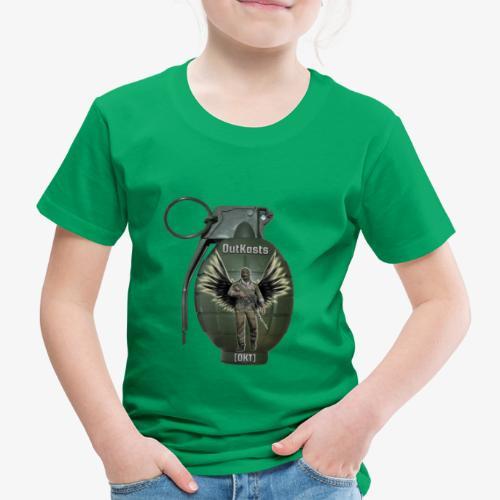 grenadearma3 png - Kids' Premium T-Shirt