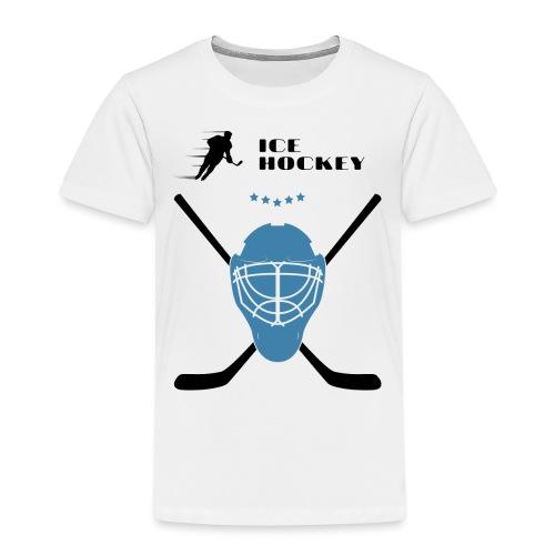 IceHockey - Lasten premium t-paita