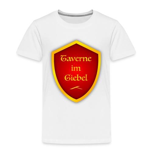 Taverne im Giebel Logo - Kinder Premium T-Shirt