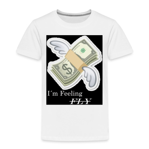 I´m Feeling FLY - Kinder Premium T-Shirt