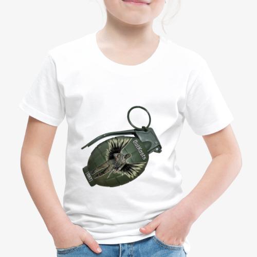 OutKasts Grenade Side - Kids' Premium T-Shirt