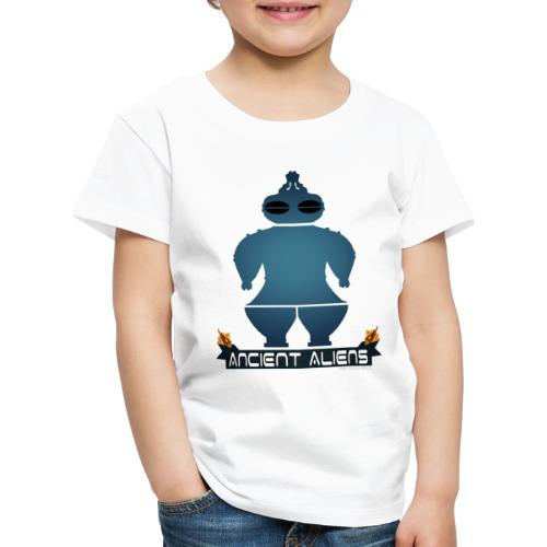 Dogu - Ancient Aliens! (Variante 2) - Kinder Premium T-Shirt