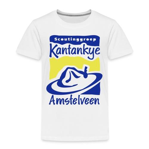 logo simpel 2 - Kinderen Premium T-shirt