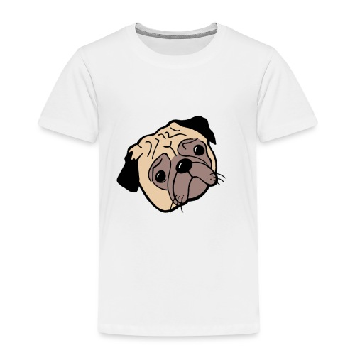 Mops - Kinder Premium T-Shirt