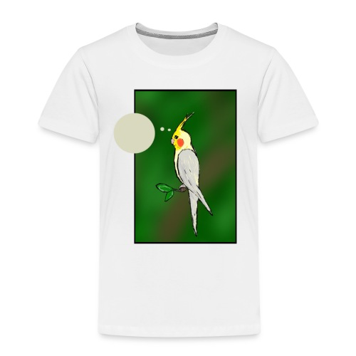 Cockatiel - Kids' Premium T-Shirt