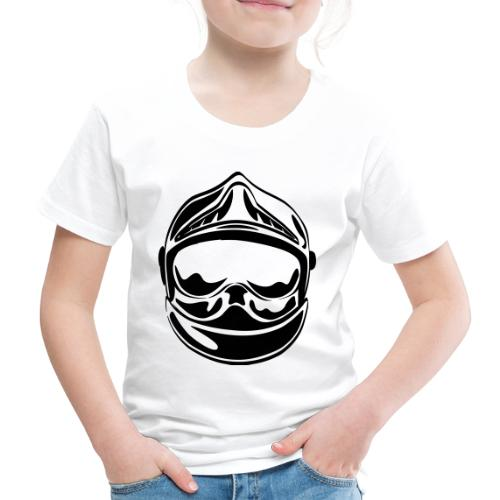 casque_face_2 - T-shirt Premium Enfant