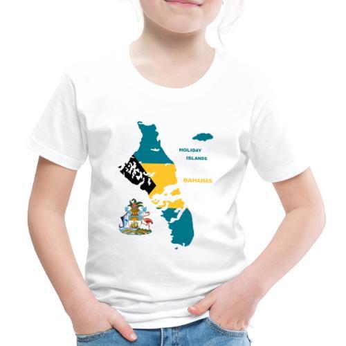 Summer Islands Bahamas Atlantik Urlaub Sonne - Kinder Premium T-Shirt