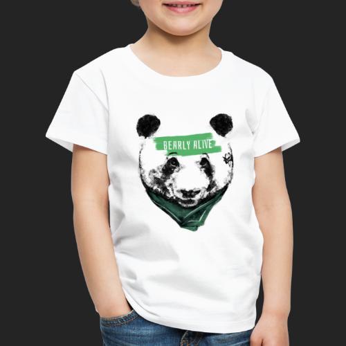 Panda bearly alive - T-shirt Premium Enfant