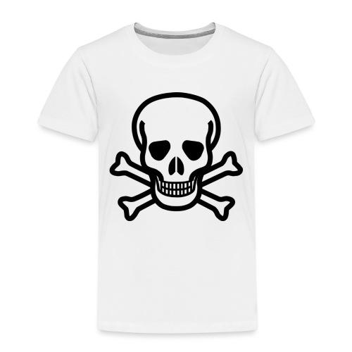Skull and Bones - Kinder Premium T-Shirt