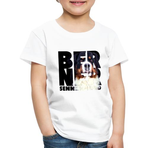 NASSU Berner Black - Lasten premium t-paita