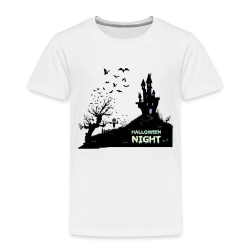 HALLOWEEN NIGHT - Kinder Premium T-Shirt