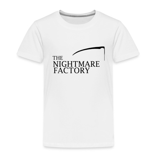 nightmare factory Nero png - Kids' Premium T-Shirt