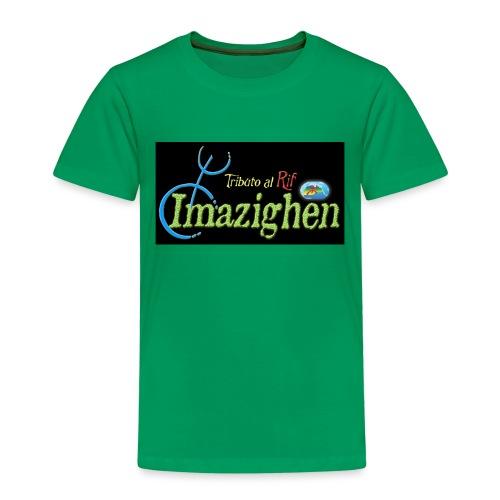 Imazighen ithran rif - Kinderen Premium T-shirt