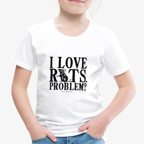Rats Problem 7 - Lasten premium t-paita