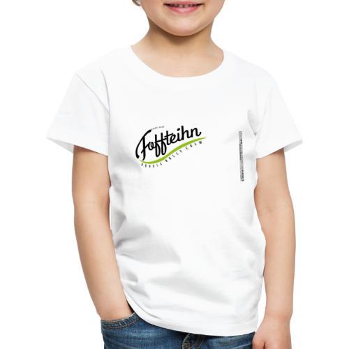 Mission statement black - Kinder Premium T-Shirt