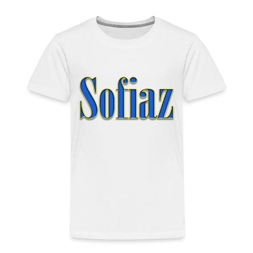 Sofiaz - Premium-T-shirt barn