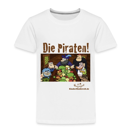 Piraten 1 Kombüse - Kinder Premium T-Shirt
