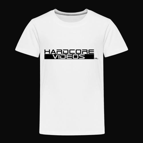 Hardcorevideos.nl logo - Kinderen Premium T-shirt