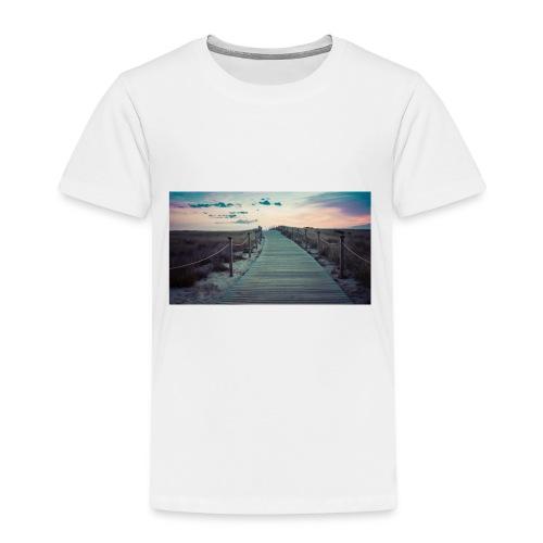 dont judge - Kinder Premium T-Shirt