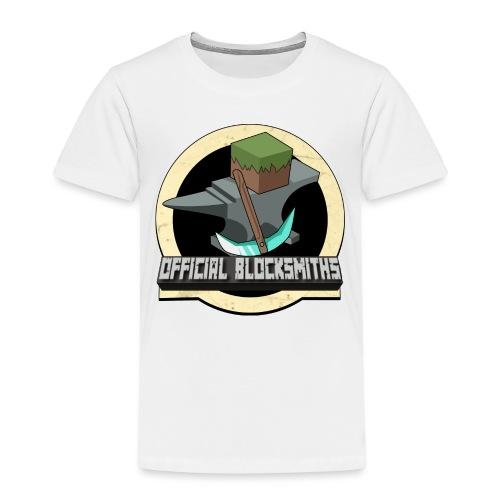 Official Blocksmiths T-Shirt - Kids' Premium T-Shirt