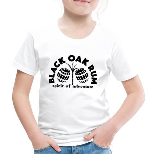 Black Oak Rum - Kids' Premium T-Shirt
