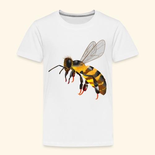 Honigbiene - Kinder Premium T-Shirt