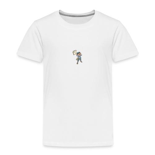actueelm-png - Kinderen Premium T-shirt