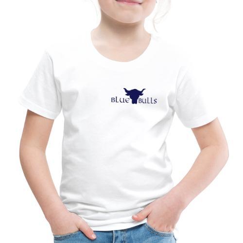 blue bulls vector - Kinder Premium T-Shirt