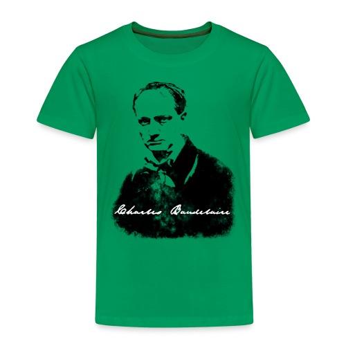 Charles Baudelaire - T-shirt Premium Enfant